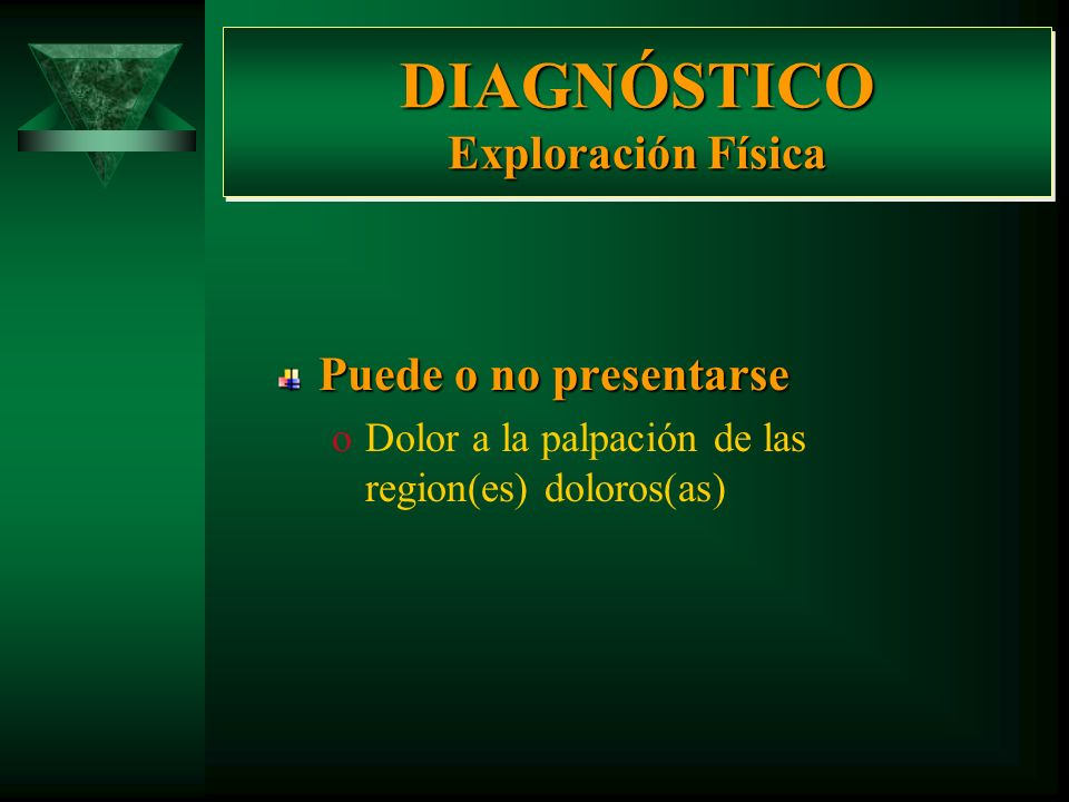 DIAGNÓSTICO Cuadro Clínico (Síndrome ácido-péptico) SINTOMAS ASOCIADOS oNáusea oVómito oPirosis oRegurgitación oPlenitud posprandial oEructos