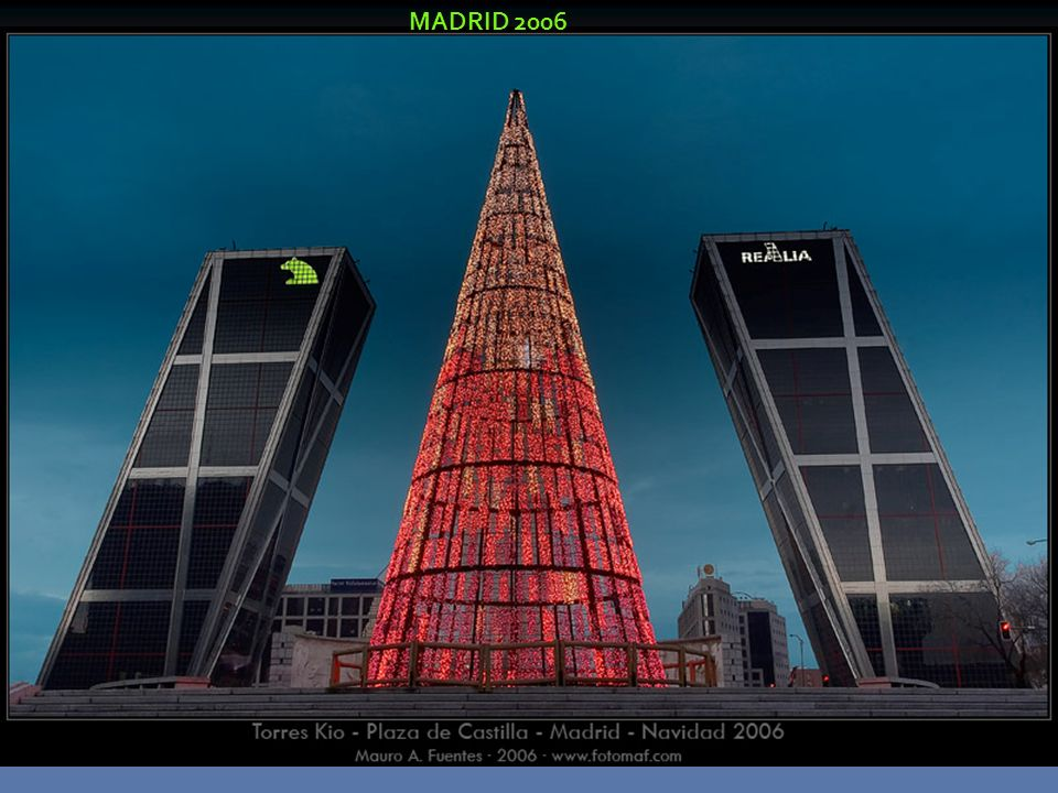 MADRID 2006
