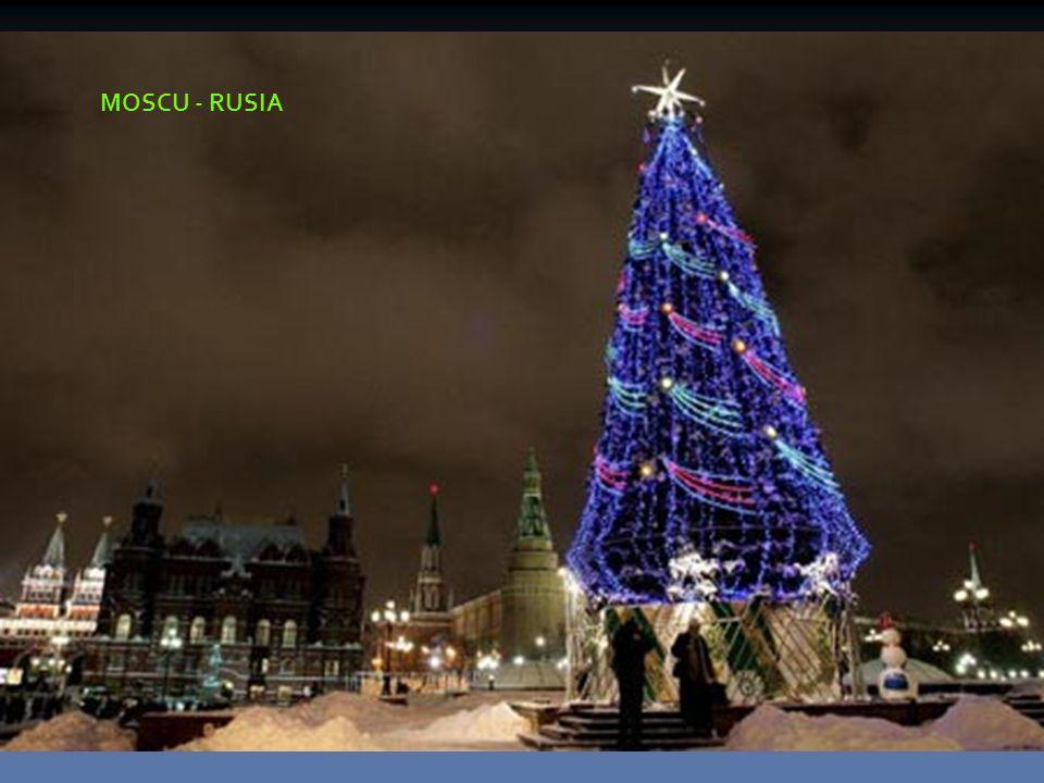 MOSCU - RUSIA