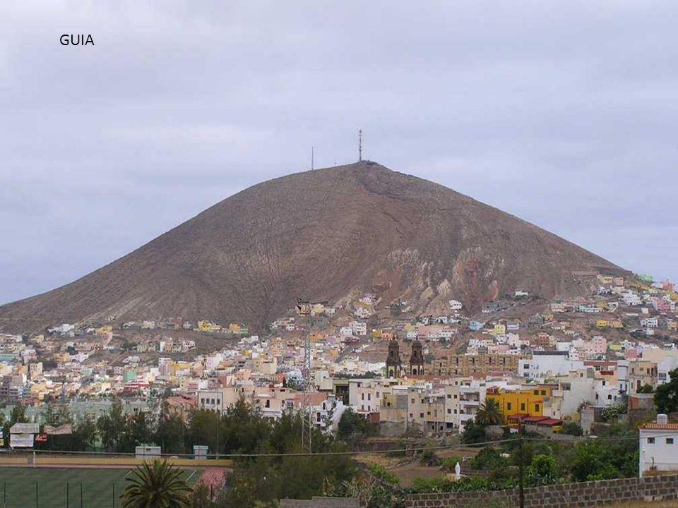 MONTAÑA DE GUIA