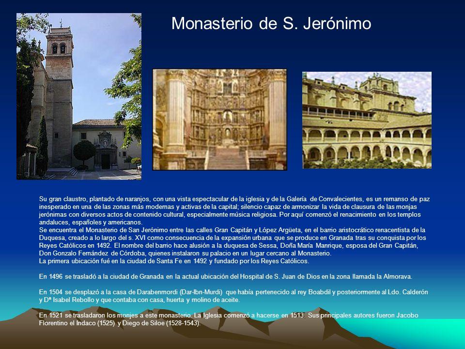 Monasterio de S.