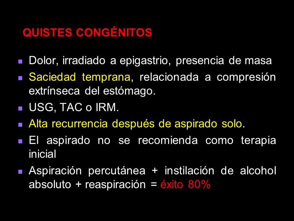 CRIPTOGENICA 1.20% de los abscesos piógenos. 2.