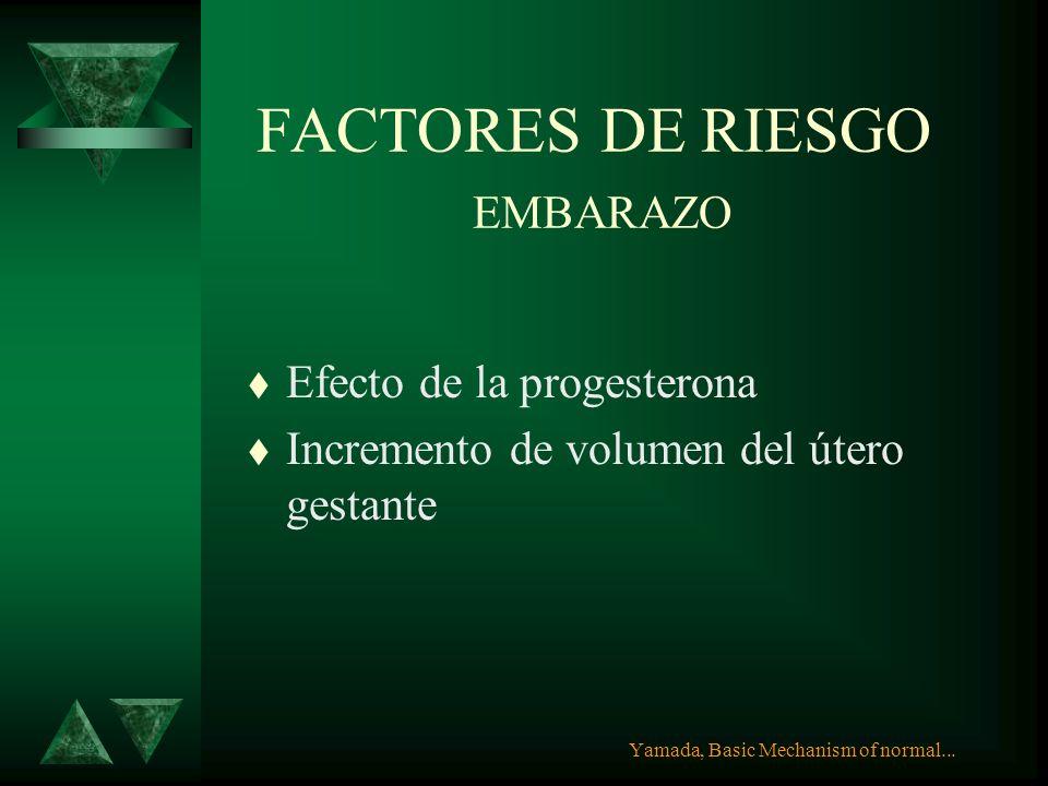 FACTORES DE RIESGO OTRAS CONDICIONES t Fármacos t Infecciosas t Caústicos t Bandas elásticas en varices Barcenilla, et al, Medicine, enero 2001