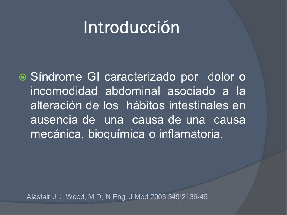 Epidemiologia Prevalencia del 10 al 15 % de la población mundial.