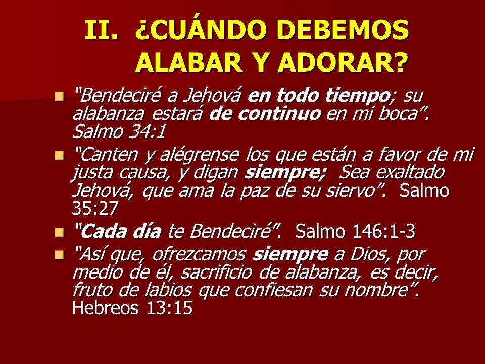 D.EL LUGAR SANTISIMO El lugar santísimo representa nuestro espíritu.