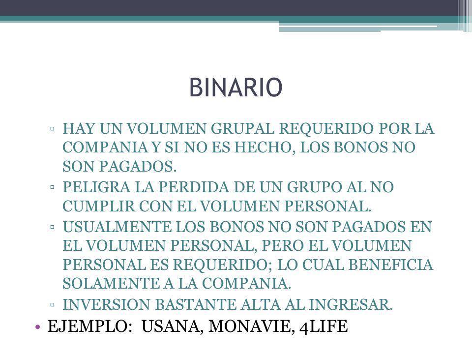BINARIO