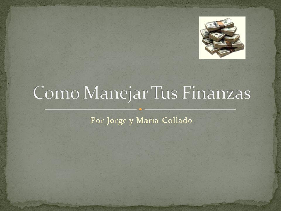 Por Jorge y Maria Collado
