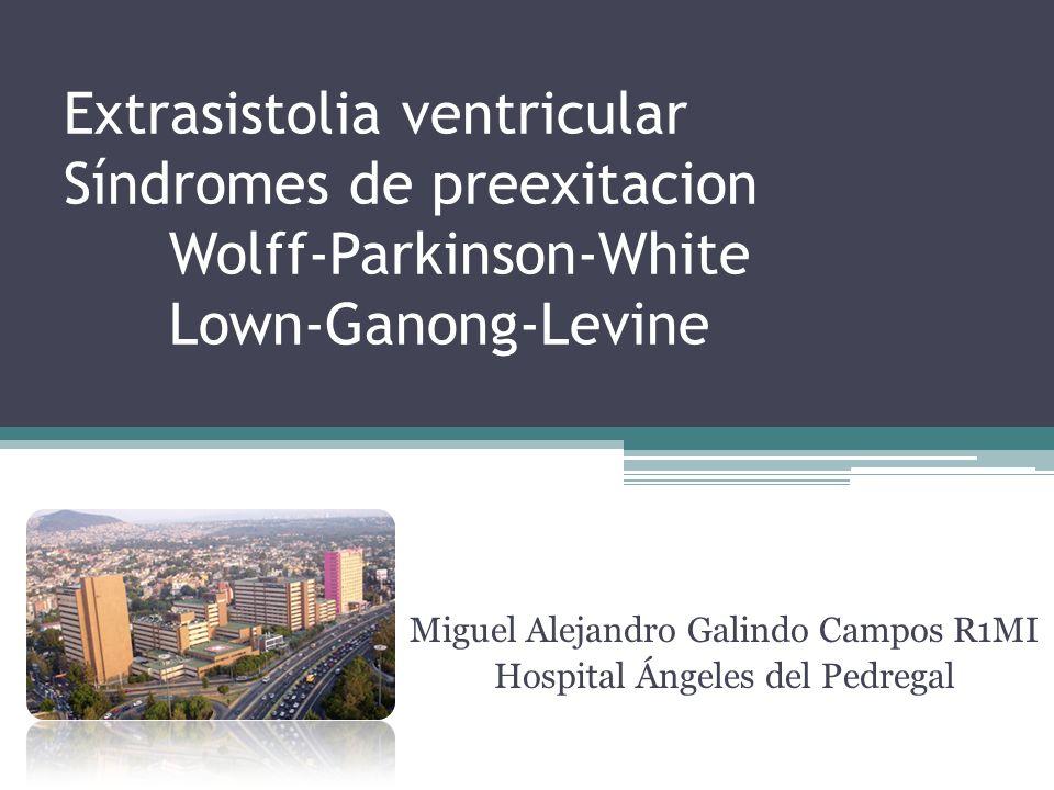 Extrasistolia ventricular Complejo ventricular prematuro o ectópico Contracción cardiaca anticipada que se genera y transmite en musculo ventricular Guyton A.