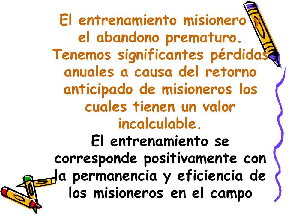 Capacitación Misionera Integral Hacia una capacitación y despliegue efectivo del misionero transcultural Capacitación Misionera Integral Hacia una cap