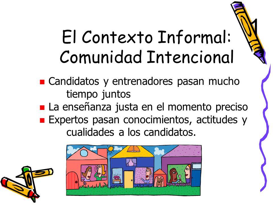 Aplique el método correcto en el contexto correcto para lograr el objetivo correcto Método Contexto +