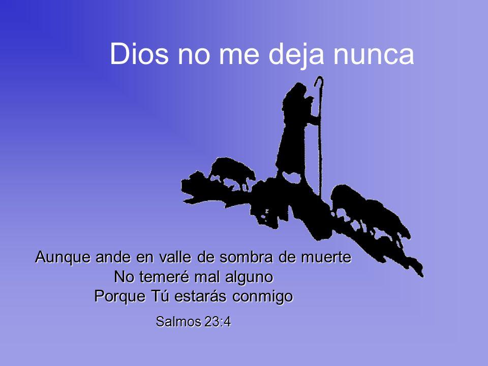 Dios es Más Fuerte que Nadie Jehová está conmigo; no temeré Lo que me pueda hacer el hombre. Salmos 118:6
