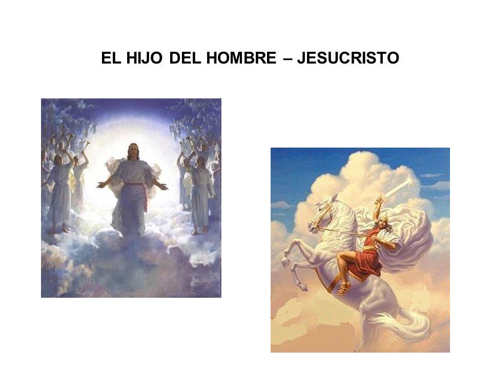 EL HIJO DEL HOMBRE – JESUCRISTO