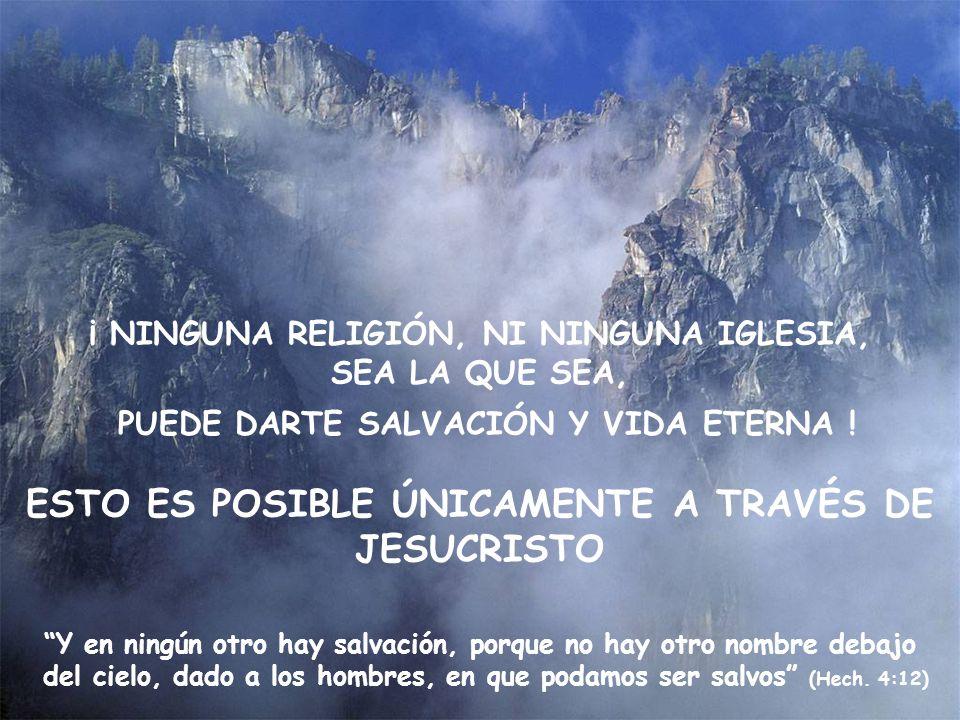 Dios te dice: … Con amor eterno te he amado; por tanto te soporté con misericordia (Jer. 31:3)