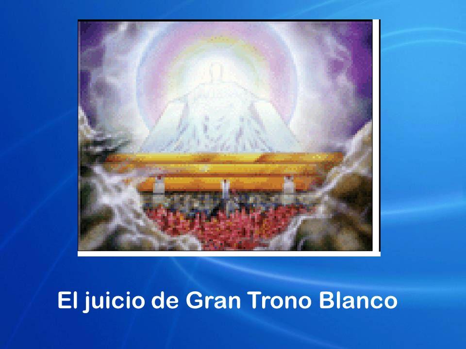 El juicio de Gran Trono Blanco