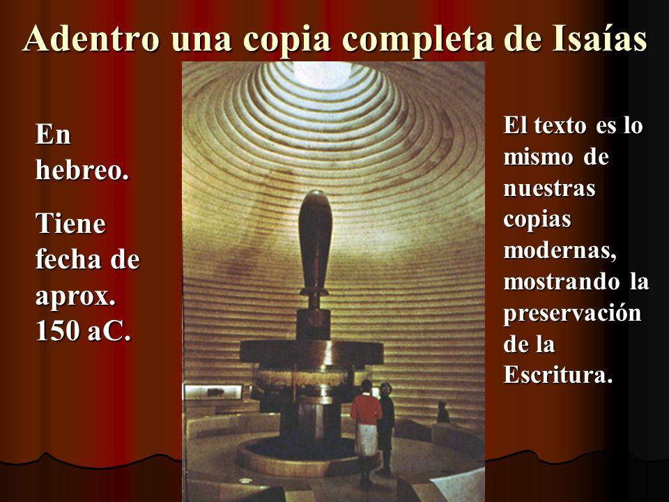 El museo de los rollos de Qumrán No es un platillo volador. Es el techo de museo, en forma de tapa de jarrón como en las cuevas. Los documentos result