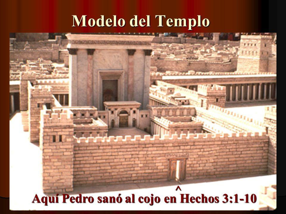 Modelo del valle entre el templo y el Mt. de Olivos Hay una leyenda judáica: En la creación, un ángel con dos bolsas de rocas voló sobre el mundo dist