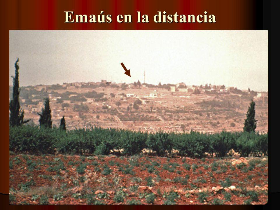 Emaús en la distancia
