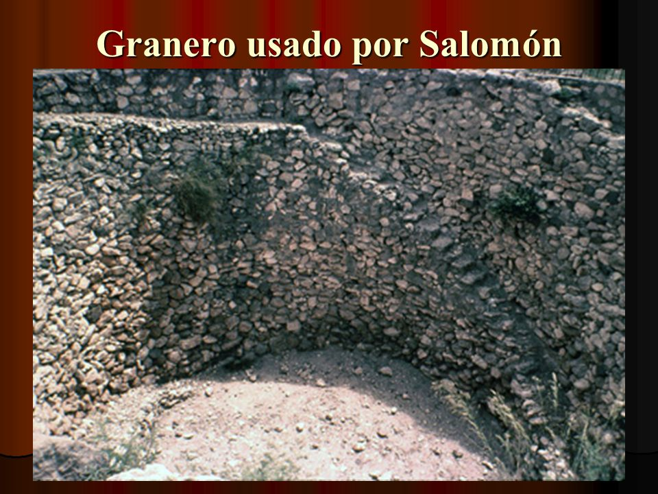 Mt. Gilboa donde Saúl murió
