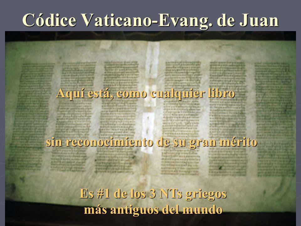 Museo Vaticano de Libros Cantidades de libros e himnarios antiguos ¿Pero dónde está el famoso Nuevo Testamento