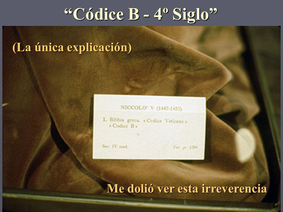 Códice Vaticano-Evang.