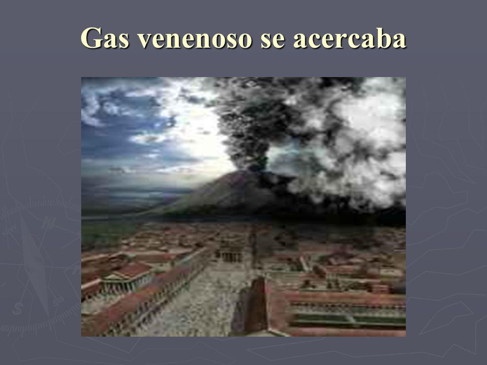 Volcán Vesuvio Es como se destruyó, en 79 dC