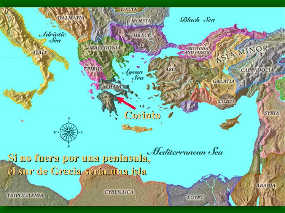 Una Visita a Corinto