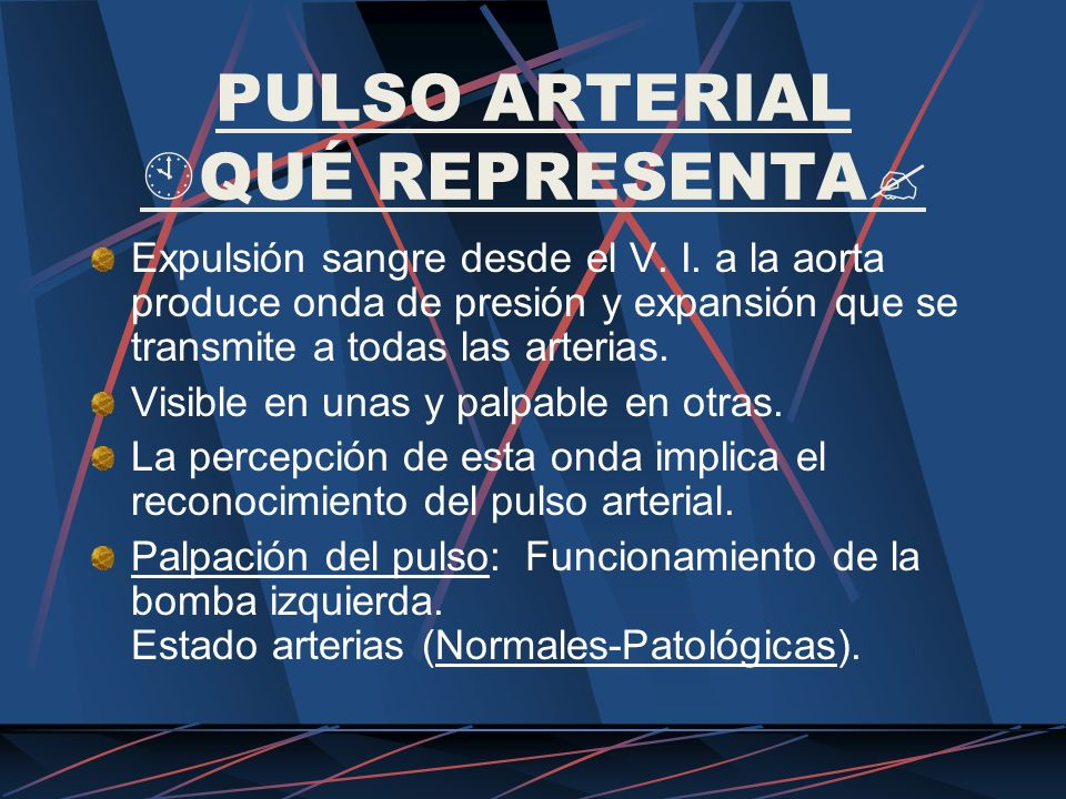 ALTERACIONES FRECUENCIA PULSO CON RITMO REGULAR BRADISFIGMIAS RITMICAS A.