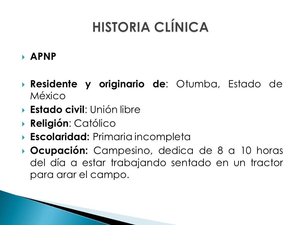 APNP Habitación : Habita en casa propia que cuenta con todos los servicios intra y extradomiciliarios.