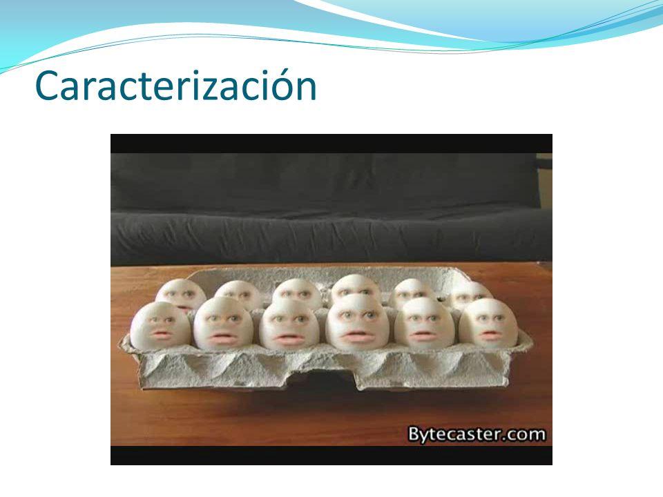 Caracterización