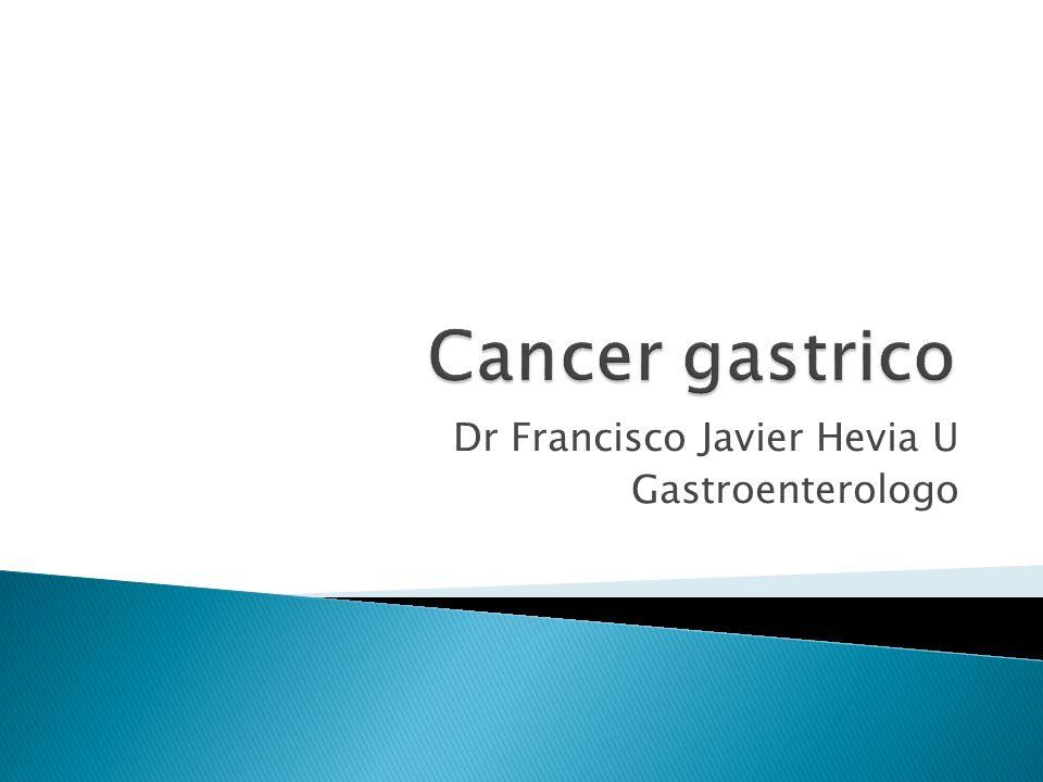 Dr Francisco Javier Hevia U Gastroenterologo