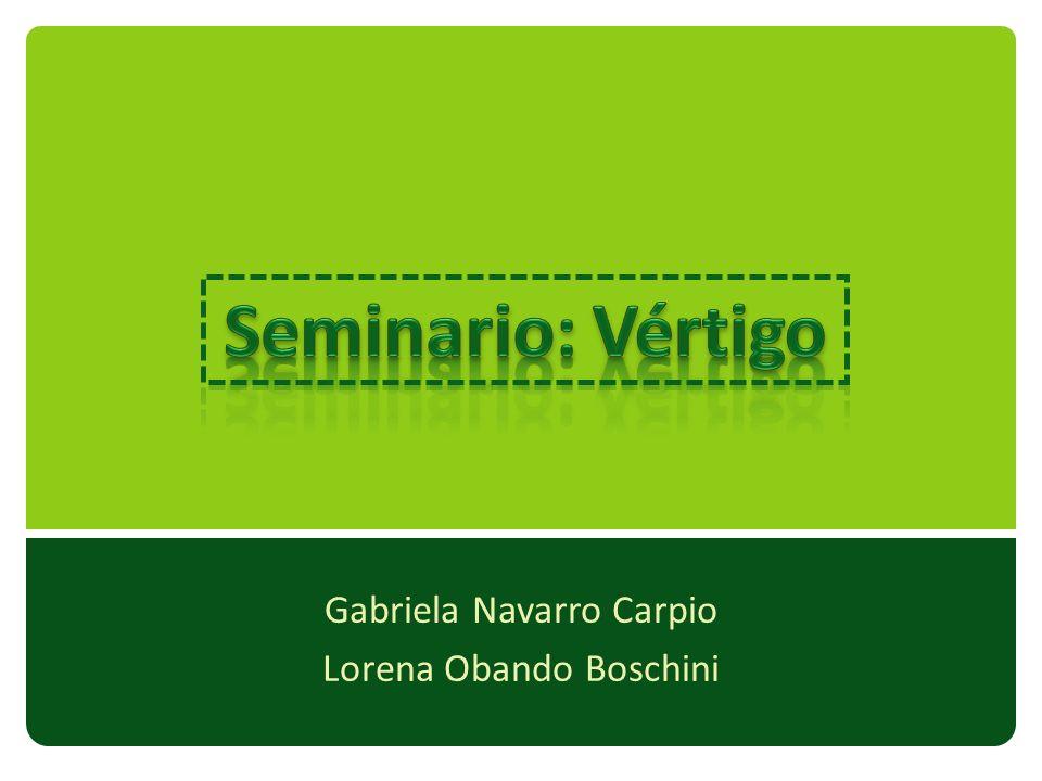 Gabriela Navarro Carpio Lorena Obando Boschini