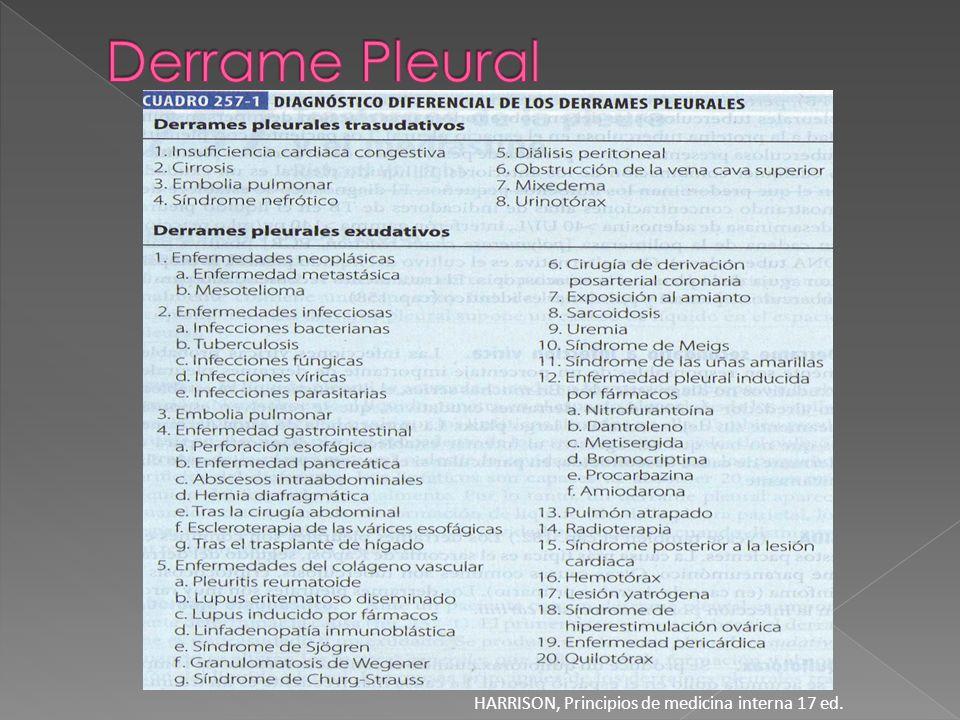 HARRISON, Principios de medicina interna 17 ed.