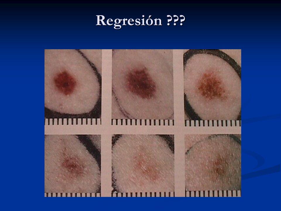 Regresión ???