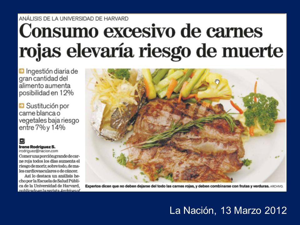 La Nación, 13 Marzo 2012