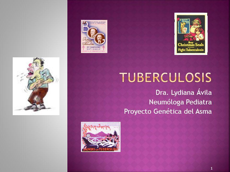 Dra. Lydiana Ávila Neumóloga Pediatra Proyecto Genética del Asma 1