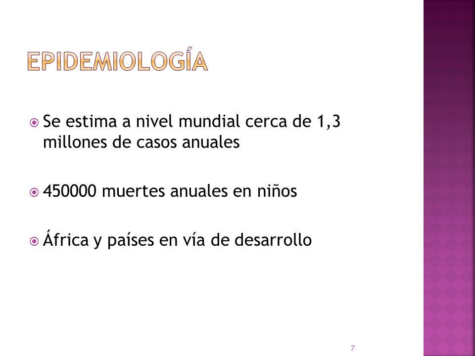 Cuando ocurre en otros sitios Laringe Nódulos linfáticos (escrófula) Pleura Pericarditis (rara) Cerebro (TB meníngea) Riñón Hueso y articulaciones (Mal de Pott) 28