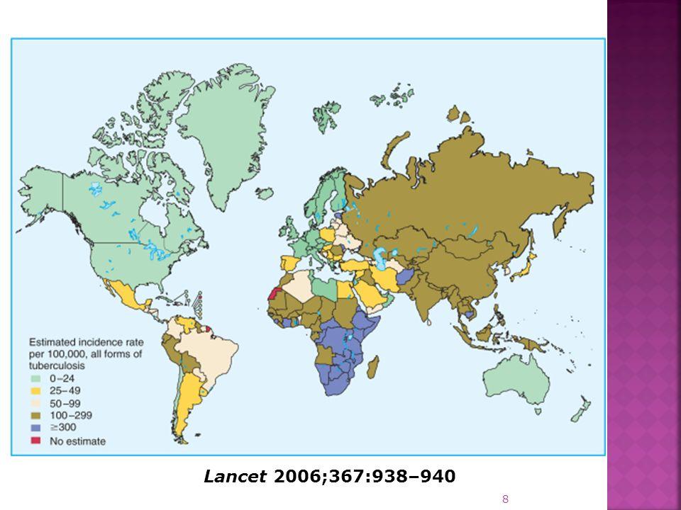 Permite: Identificar individuos infectados por M tuberculosis Sirve de prueba para identificar a personas con TB latente Mide la prevalencia de la infección 59