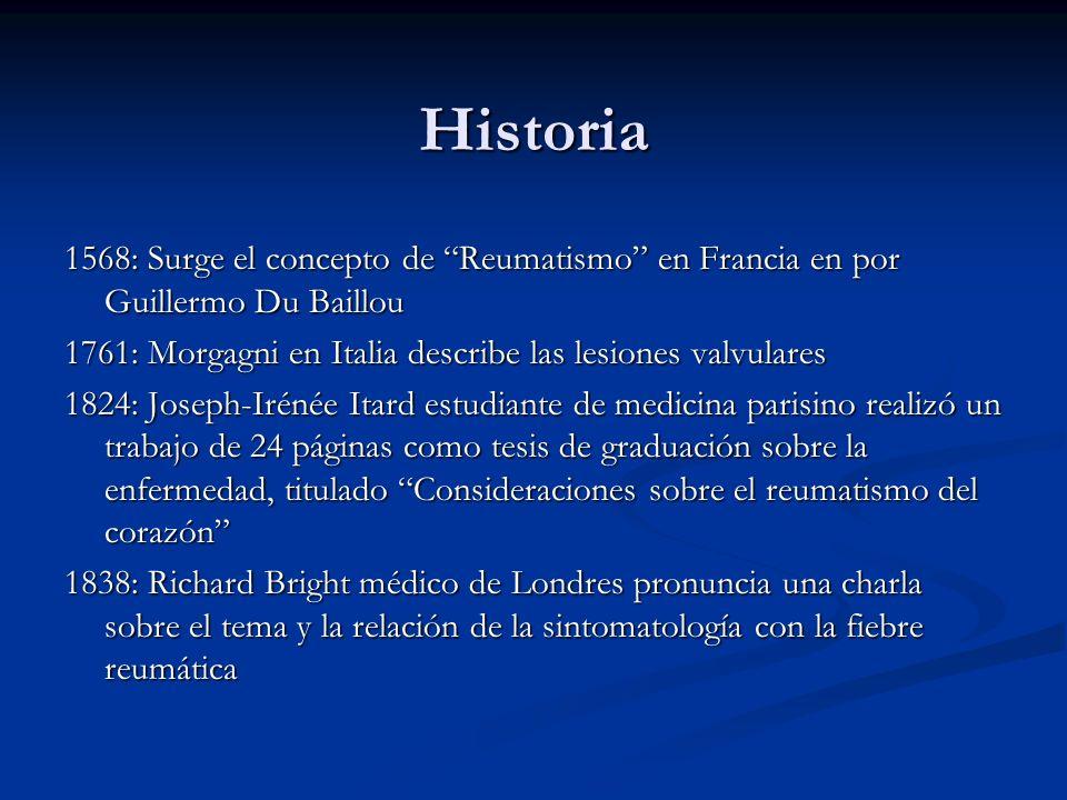 Historia 1874: Dr.