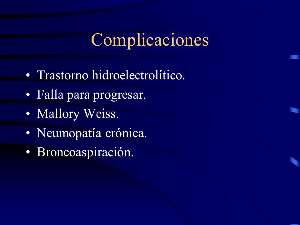 Vómitos: Dx Historia Clínica. Exámen Físico. Gabinete: US, Rx simple de abdomen, Tránsito intestinal, Endoscopia. Lab: Hemograma, Control metabólico,