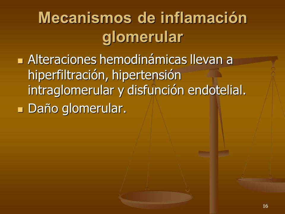 17 DIAGNÓSTICO Historia clínica Historia clínica Examen físico Examen físico Análisis sedimento urinario Análisis sedimento urinario Hematuria Hematuria Crenocitos (30%).