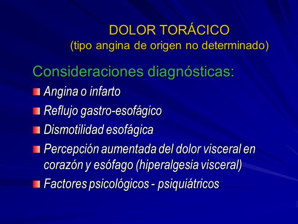 Dolor Precordial Cardiaco Va del plexo a nervios simpáticos del tórax y de allí a ganglios espinales. Puede ir por nervios cardiacos (sup-med-inf) a c