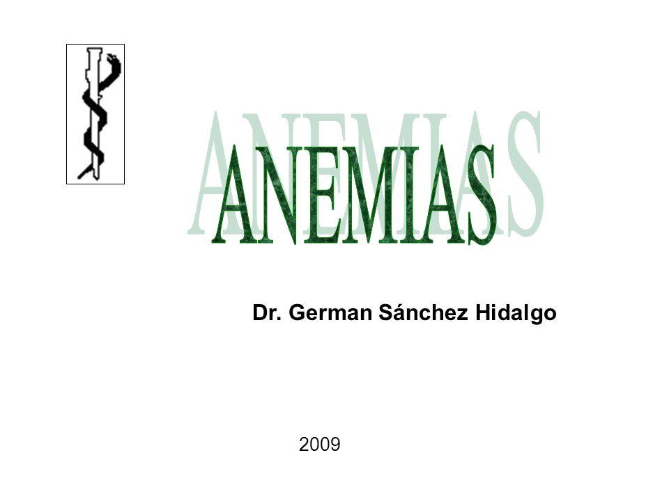 2009 Dr. German Sánchez Hidalgo