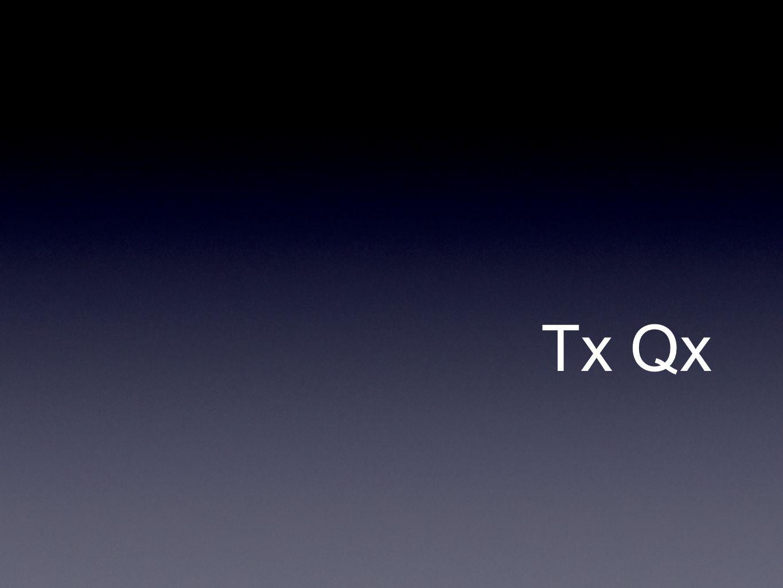 Tx Qx