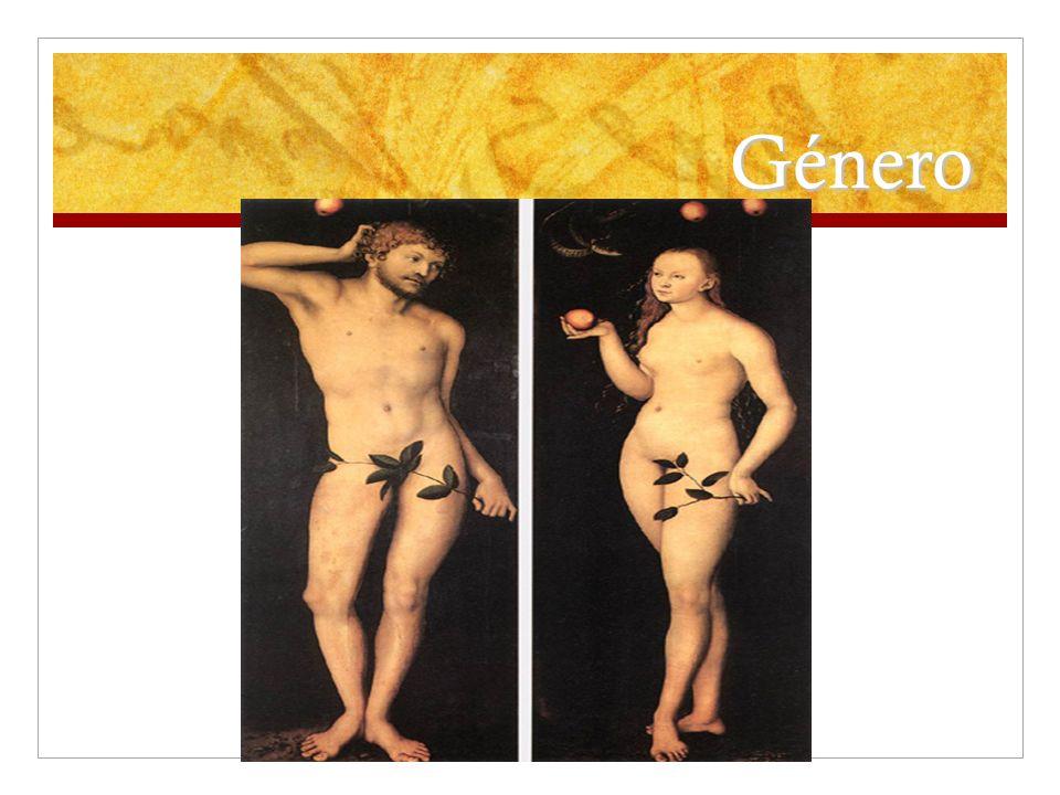 Género El termino género data desde 1955 cuando el investigador John Money propuso el término papel de género para describir el conjunto de conductas atribuidas a los varones y a las mujeres.