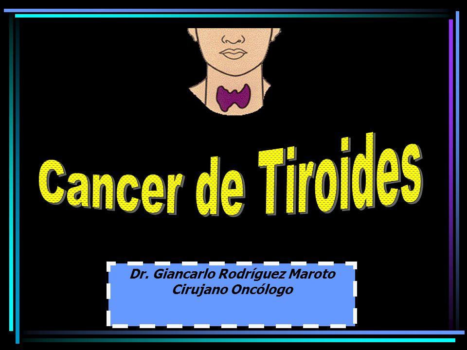 Dr. Giancarlo Rodríguez Maroto Cirujano Oncólogo