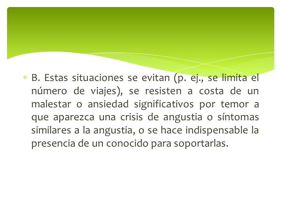 B.Estas situaciones se evitan (p.