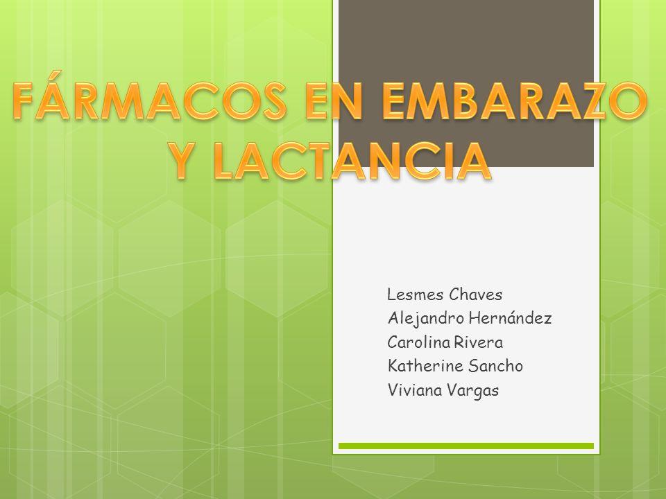 Lesmes Chaves Alejandro Hernández Carolina Rivera Katherine Sancho Viviana Vargas