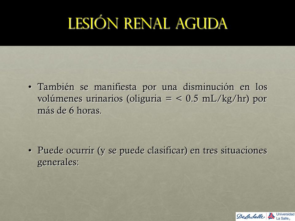 Enfermedades vasculares Causas:Causas: Vasculitis (asociada a ANCA).Vasculitis (asociada a ANCA).