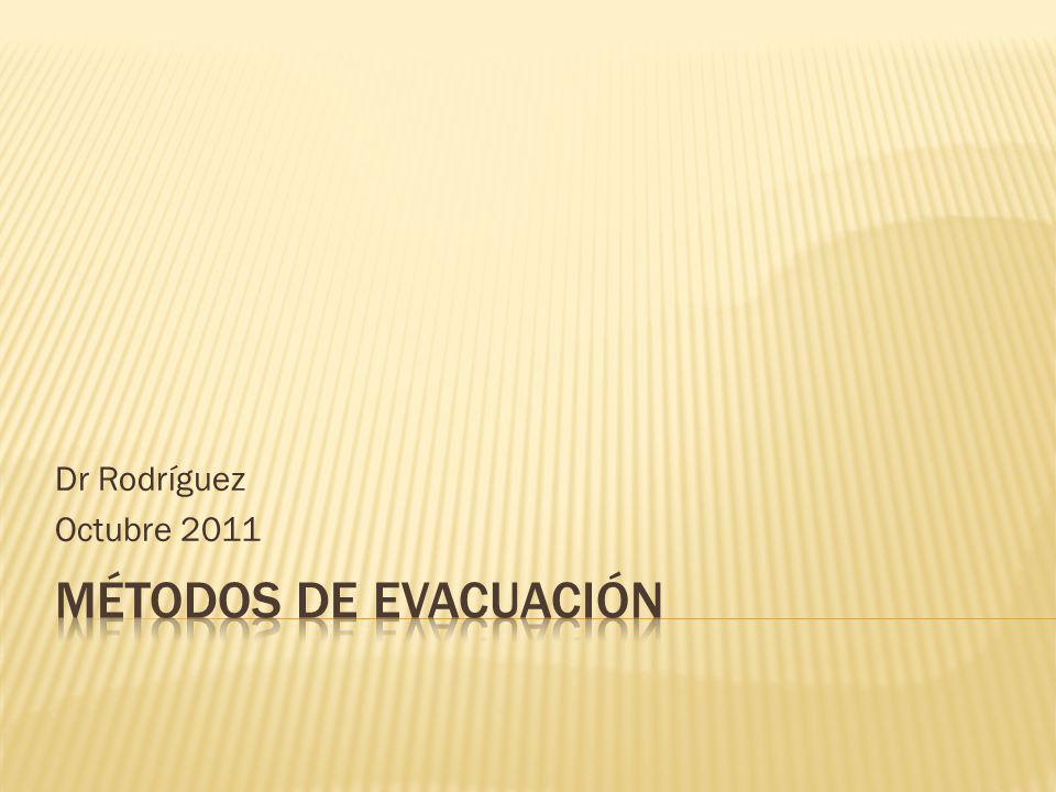 Dr Rodríguez Octubre 2011