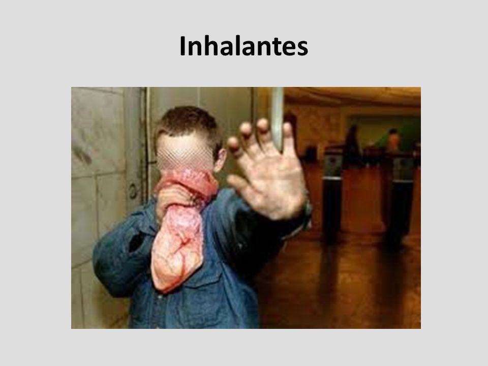 Inhalantes
